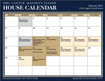 House_Calendar